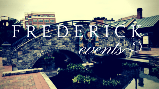 Fun Events in Frederick Maryland