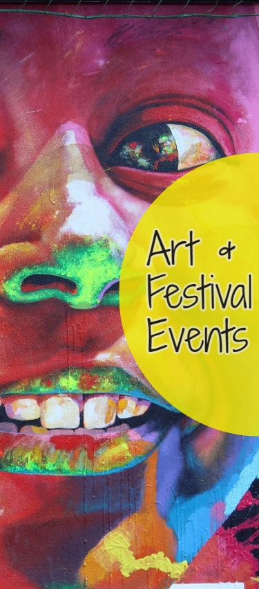 Art and festival events in frederick md