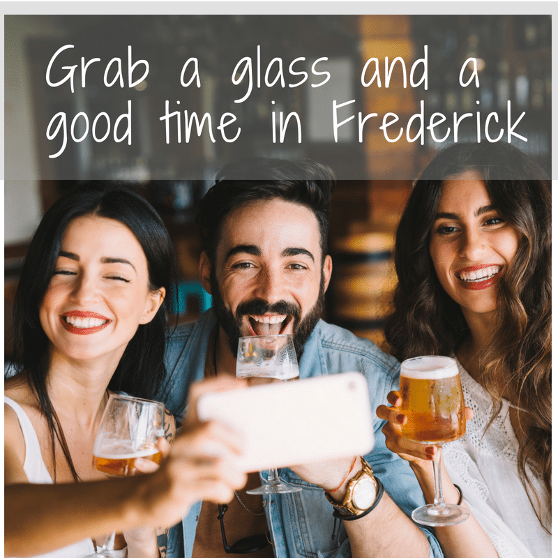 Indoor Frederick Maryland Places to Drink